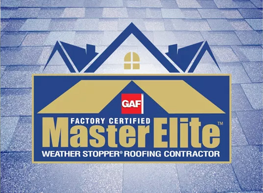MASTER ELITE - roofing contractor
