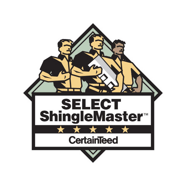 Select Shingle Master Certified Roofing Contractor