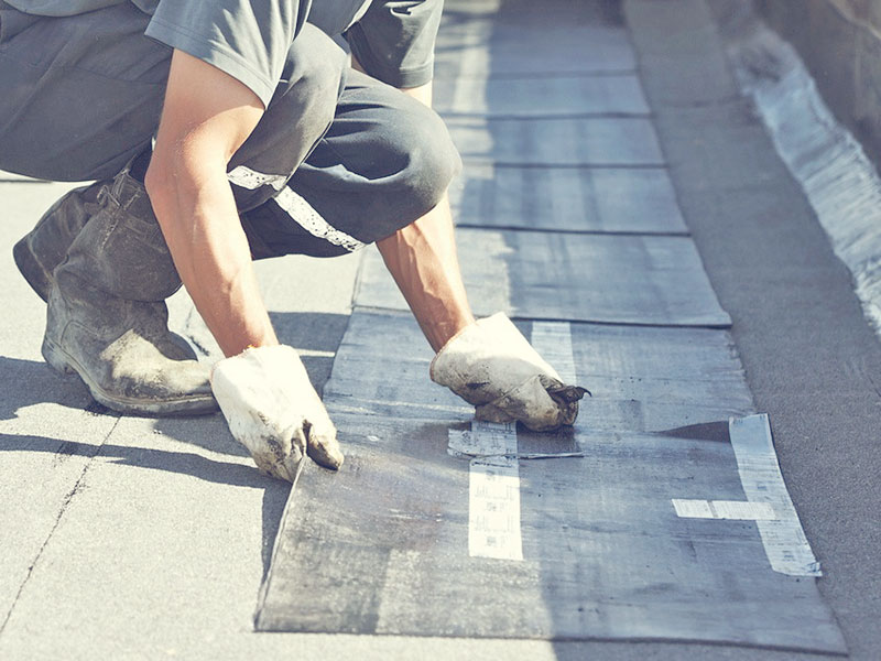 Commercial Roof Repair - Scott Smith Roofing - Ocala, Florida