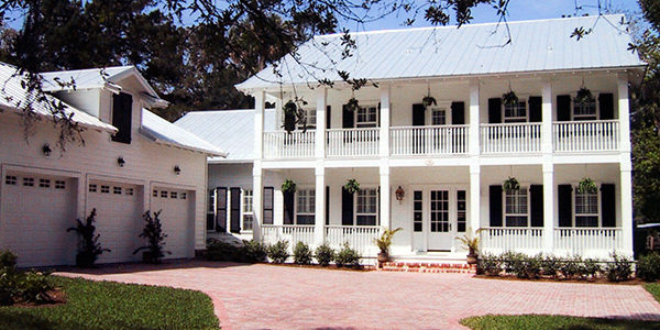 New Residential Roof In Ocala, Florida